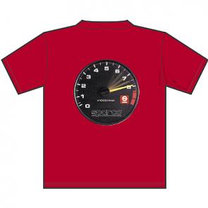 """SP01600 Sparco """"TACH"""" T-Shirt."""