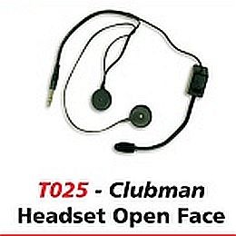 TT0245 TerraPhone Club Intercom Headset