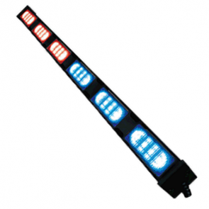 Hella LED Traffic & Warning Sticks from Components. Roll your own