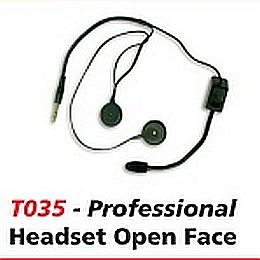 TT0345 TerraPhone Professional Intercom Headset
