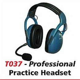 TT037 TerraPhone Professional Transit Intercom Headset