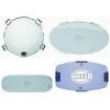 Hella Clear Acrylic Stone Shields