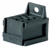 Hella HL87123 Mini Relay Base with Bracket and Terminals.