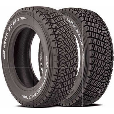 Mrf Zdm3 Gravel Rally Tires For Soft And Loose Gravel